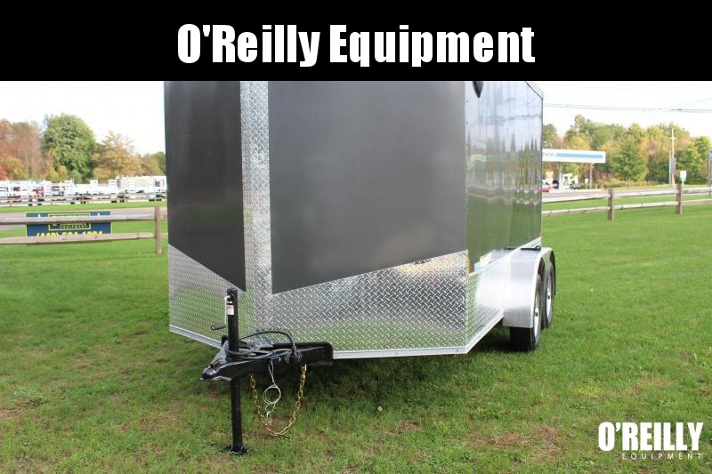 2022 United XLMTV 7' x 12' Motorcycle Trailer - 6' Interior Height