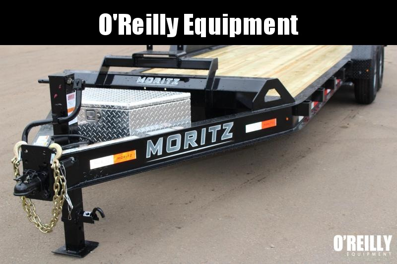 2021 Moritz International ELBH-22 HT 14000 Equipment Trailer