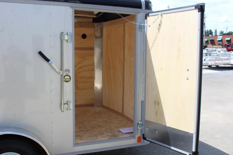 2021 United Trailers UT 7' x 12' Enclosed Cargo Trailer