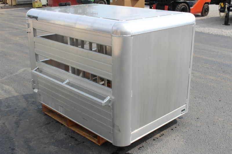 "2021 Hillsboro Industries Stock Box 44"" x 60"" Truck Bed"