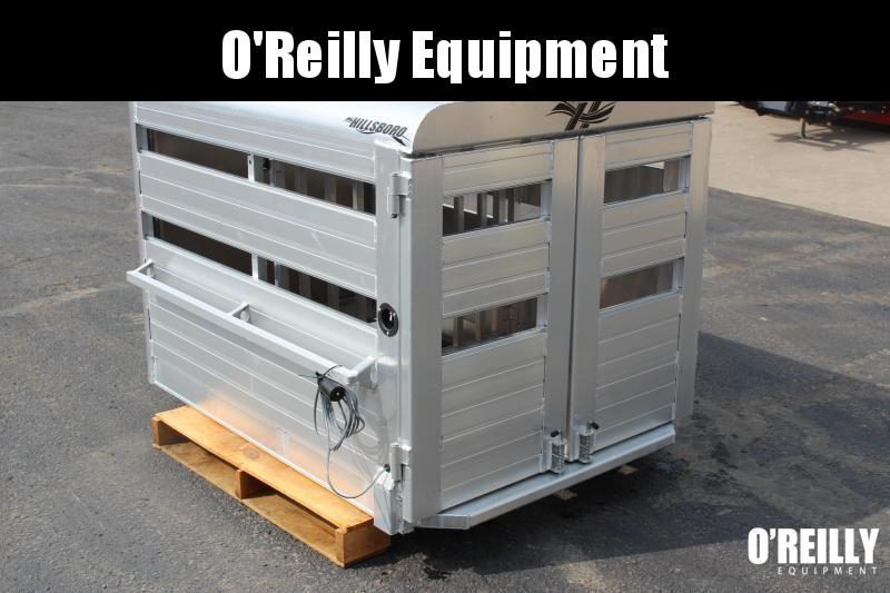 "2021 Hillsboro Industries Stock Box 44"" x 60"" Truck Bed"
