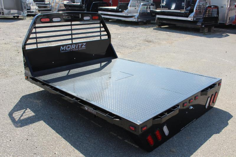 2021 Moritz TB7-8.5 - Steel - Flat Bed - SRW Long Bed