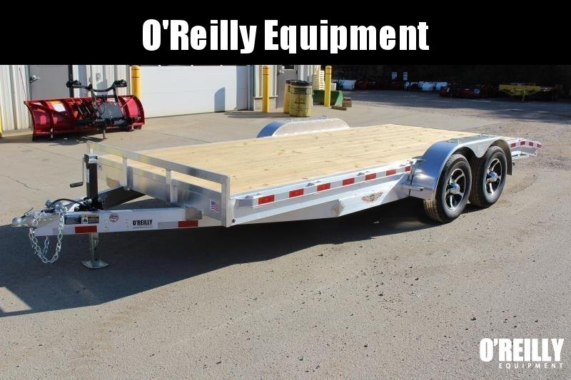 2019 H and H Trailer 7 x 18 Car / Racing Trailer