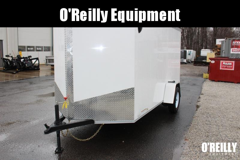 2021 United Trailers XLV 6 x 12 Enclosed Cargo Trailer