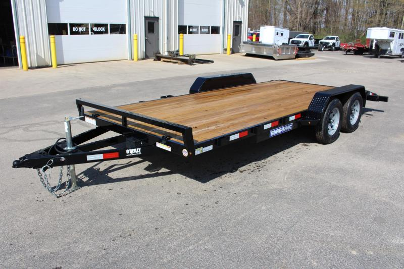 2021 Sure-Trac 7' x 20' Car Hauler - 7000# GVW