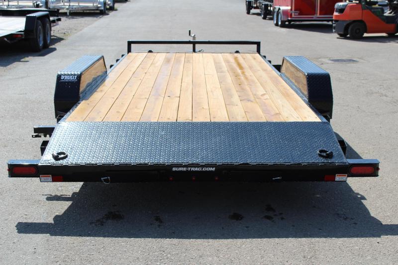 2021 Sure-Trac 7' x 20' Car Hauler - 7000# GVW