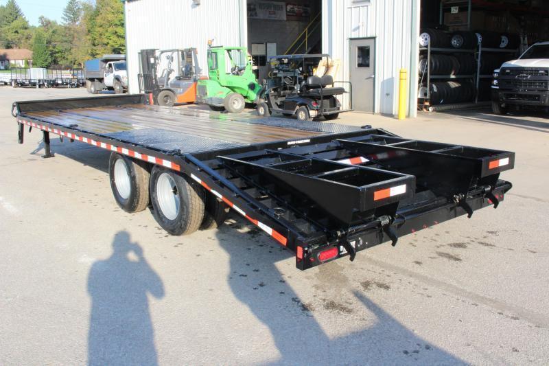 2020 Sure-Trac 8.5 x 205' Flatbed Trailer