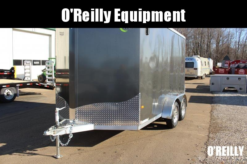 2021 NEO Trailers NAVR 7 x 12 Enclosed Cargo Trailer