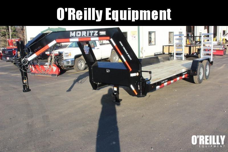 2021 Moritz International ELGH-20 14000 Equipment Trailer