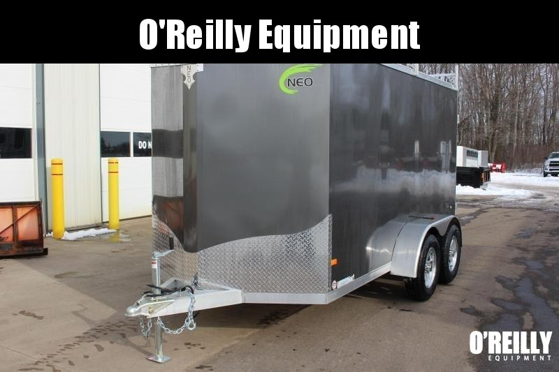 2021 NEO Trailers NAV 6 x 12  Enclosed Cargo Trailer