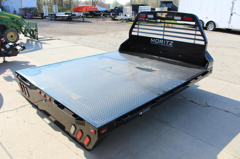 2020 Moritz International TB8-94 Truck Bed - Flat Bed