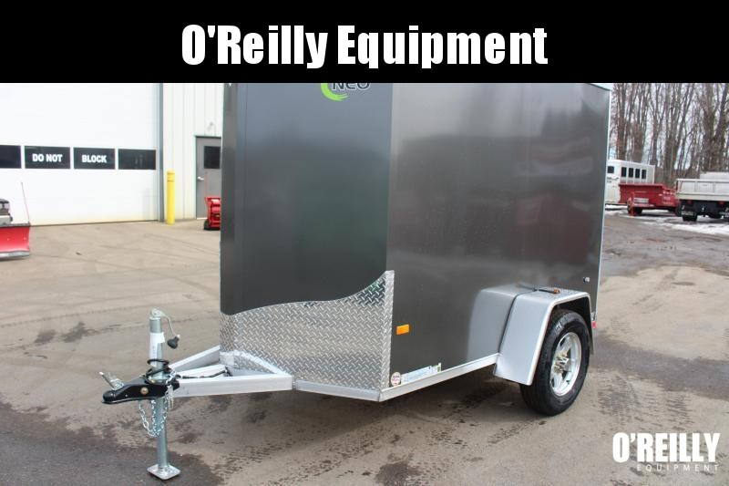 2021 NEO Trailers NAV 5' x 8'  Enclosed - Ramp - 6' Interior
