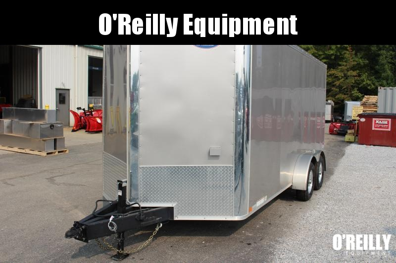 2017 United Trailers UXTV 7x19 Enclosed Trailer Used