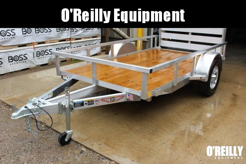 2021 H and H Trailer 5.5 x 10' Utility Trailer