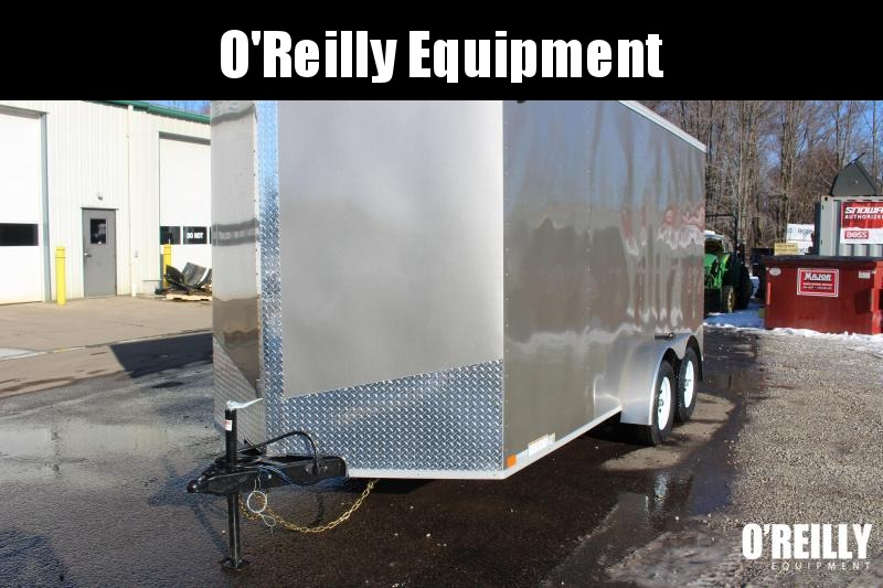 2021 United XLV 7' x 16' Enclosed Trailer - 7000# GVW