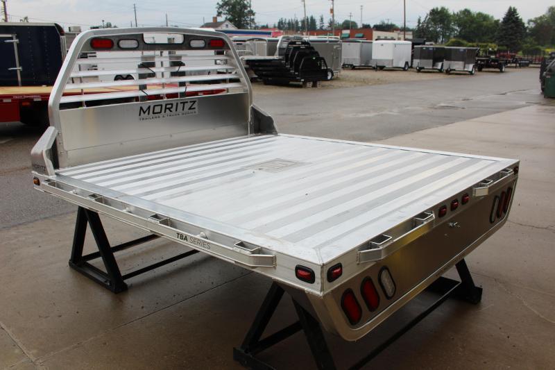 2022 Moritz TBA8-86 Truck Bed - Flat Bed - DRW LONG BED