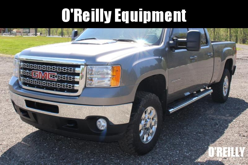 2013 GMC 2500HD Truck Used