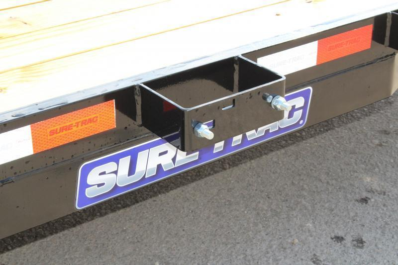 2021 Sure-Trac 7' x 18' Car Hauler - 7000# GVW
