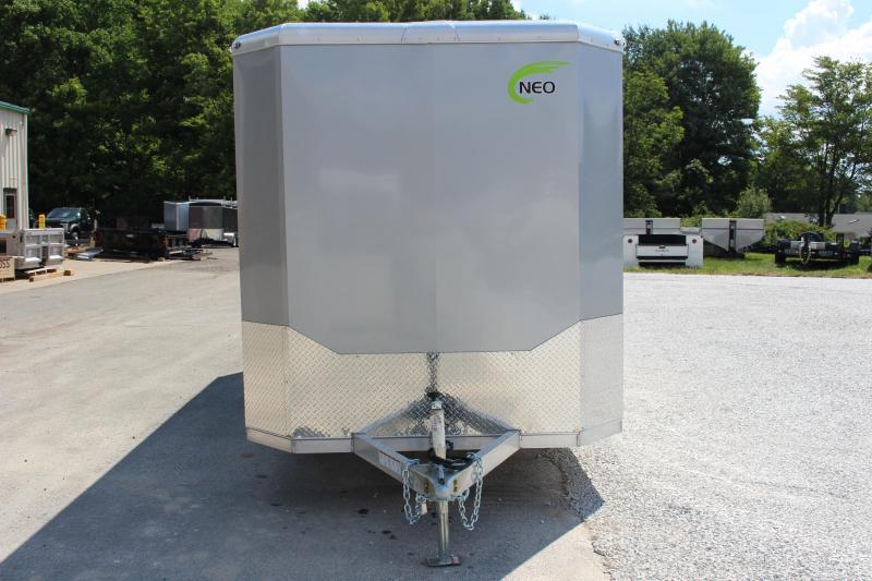 2021 NEO Trailers NAC187TA-6 Enclosed Cargo Trailer