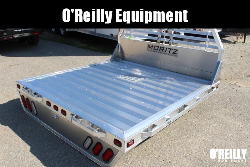 2020 Moritz TBA7-7 - Flat Bed - Aluminum - SRW Short Bed