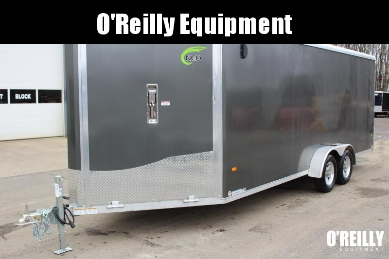 2020 NEO Trailers NAS 7 X 24 Enclosed Cargo Trailer