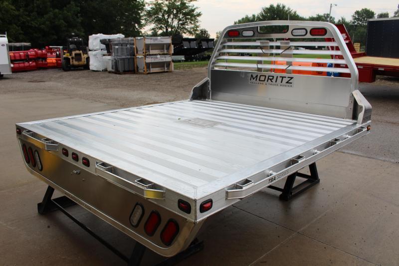 2021 Moritz TBA8-86 Truck Bed - Flat Bed - DRW LONG BED