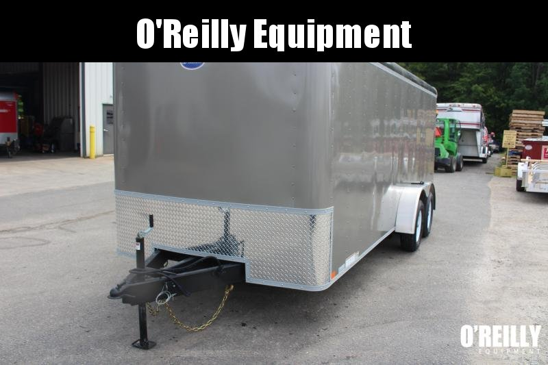 2021 United Trailers 7' x 18' Enclosed Cargo Trailer
