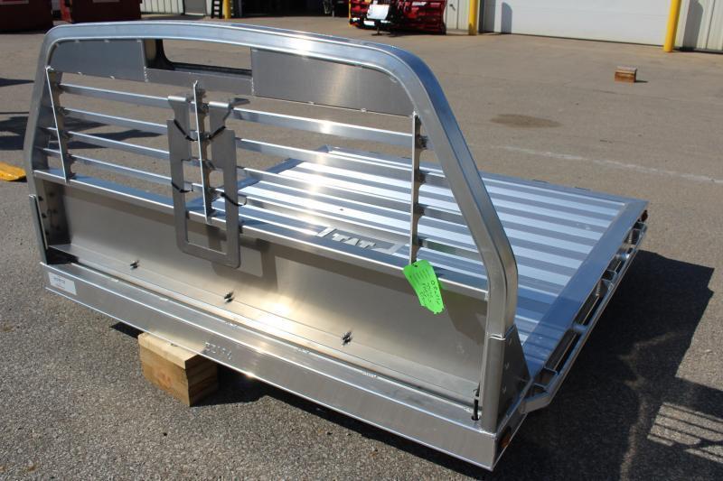 2022 Moritz TBA7-7 - Flat Bed - Aluminum - SRW Short Bed