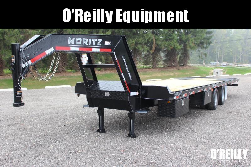 2021 Moritz International FGSH-10+20 Flatbed Trailer
