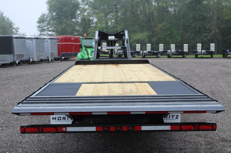 2021 Moritz International FGSH-10+20 Flatbed Trailer