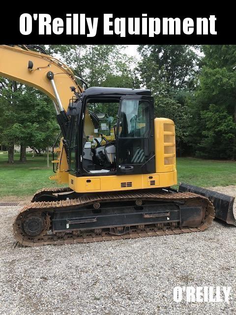 2018 Caterpillar 315F L Excavator