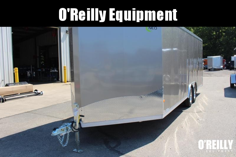 2021 NEO NCBR 8.5' x 22' Car Hauler - 6.5' Interior Height