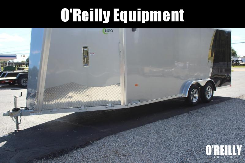 2021 NEO Trailers NASX 7.5 X 23 Enclosed Cargo Trailer