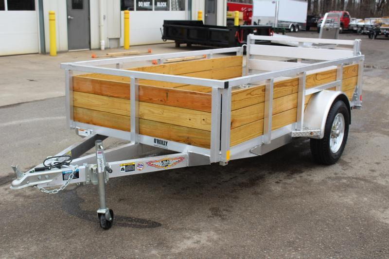 """2020 H and H Trailer 5'6"""" x 10' Utility Trailer"""