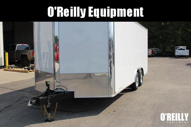 2021 United Trailers UXTV 8.5X21 Enclosed Trailer