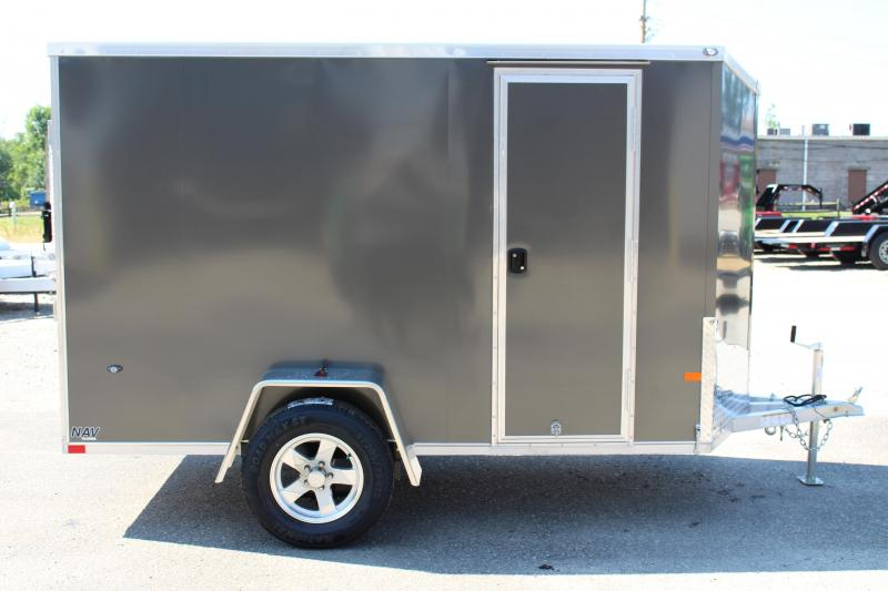 2021 NEO Trailers NAV 5 x 10  Enclosed Cargo Trailer