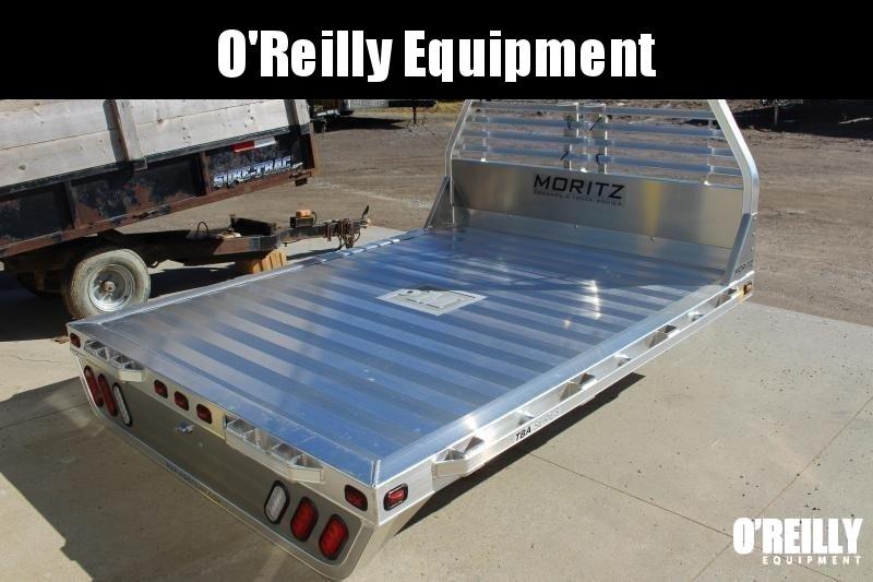 2021 Moritz TBA7-86 Truck Bed - Aluminum - SRW Long Bed
