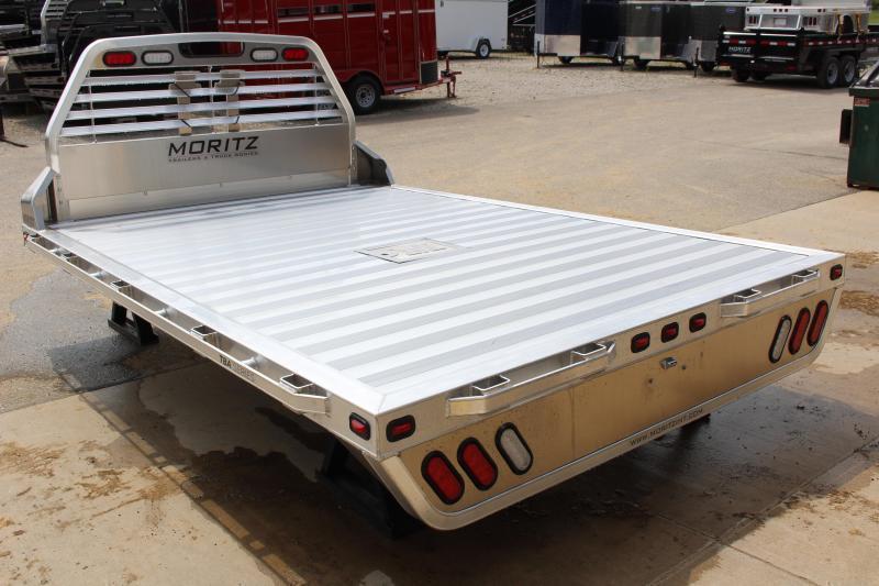 """2020 Moritz TBA8-11.4 Truck Bed - DRW 84"""" CA"""
