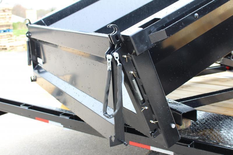 2021 Daniels Steel 8' Dump Insert - Long Bed