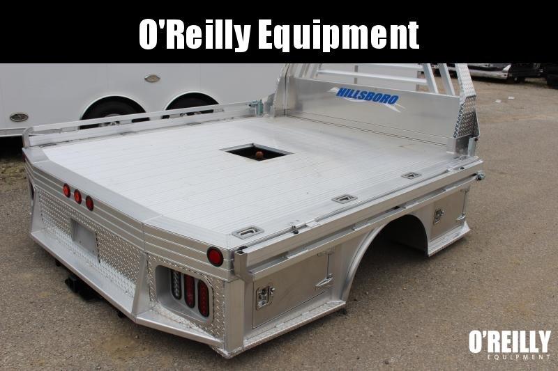 """2021 Hillsboro 8' x 9.4' - Aluminum - DRW 60"""" CA"""