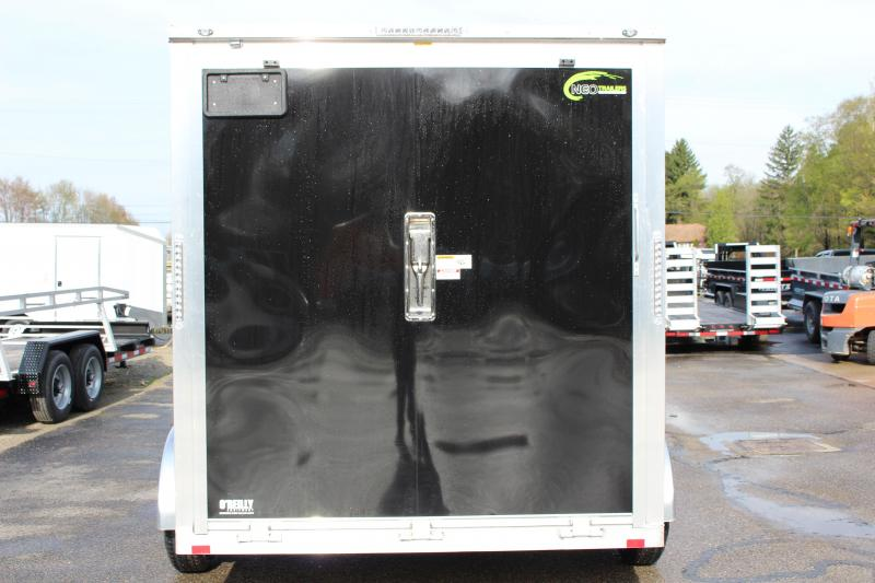 2020 NEO Trailers NAVF 7 x 12 Enclosed Cargo Trailer