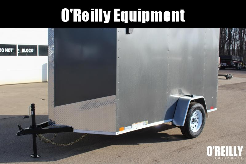 2022 United XLV 6' x 10' Enclosed Trailer - 2990# GVW -Ramp