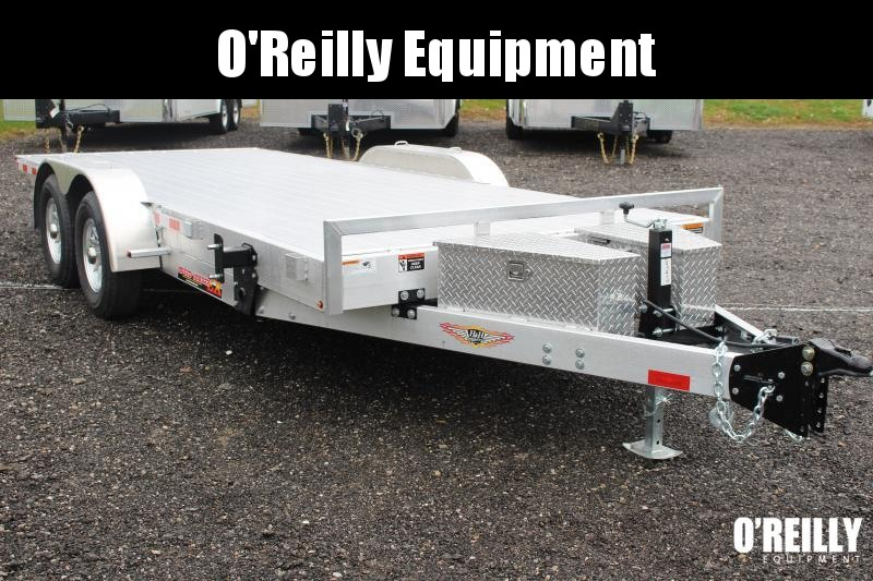 2021 H and H Trailer H8218EXA-100 Car / Racing Trailer