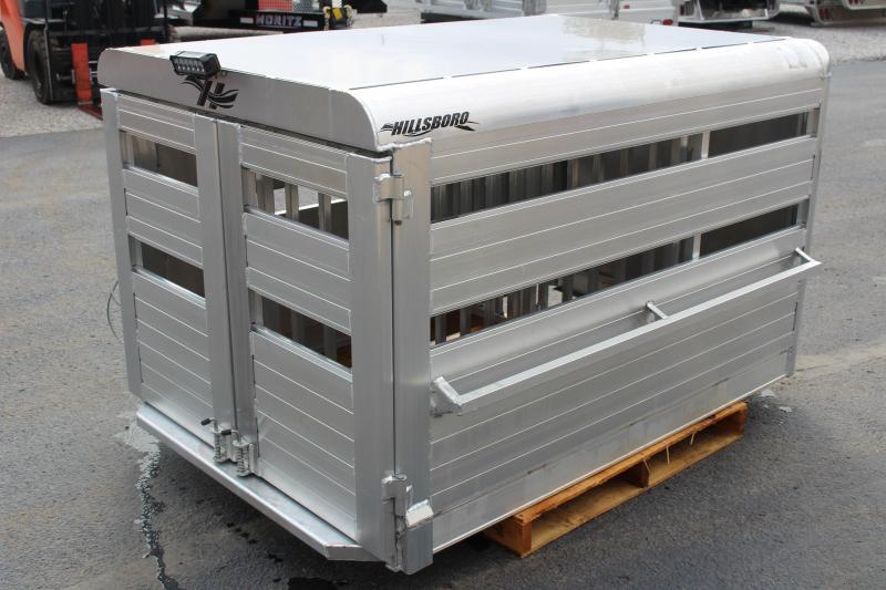"2021 Hillsboro Industries Stock Box 48"" x 72"" Truck Bed"