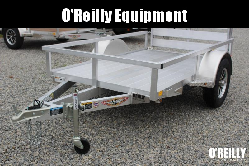 2021 H and H Trailer 5' x 8' Utility Trailer