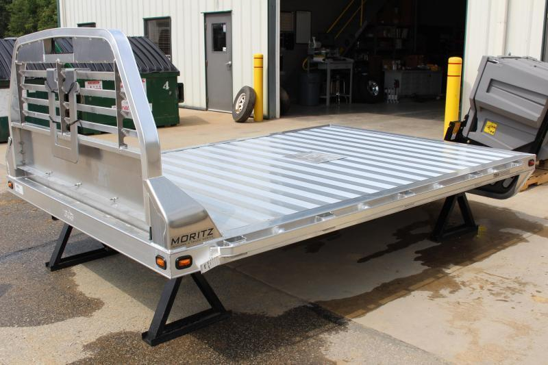 2021 Moritz International TBA8-114 Truck Bed - Flat Bed