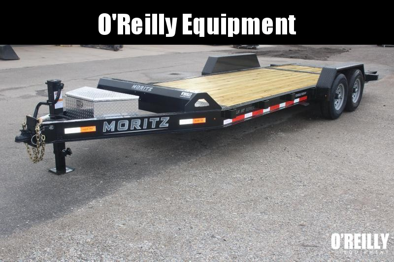 2021 Moritz International ELBH-20 HT 14000 Equipment Trailer