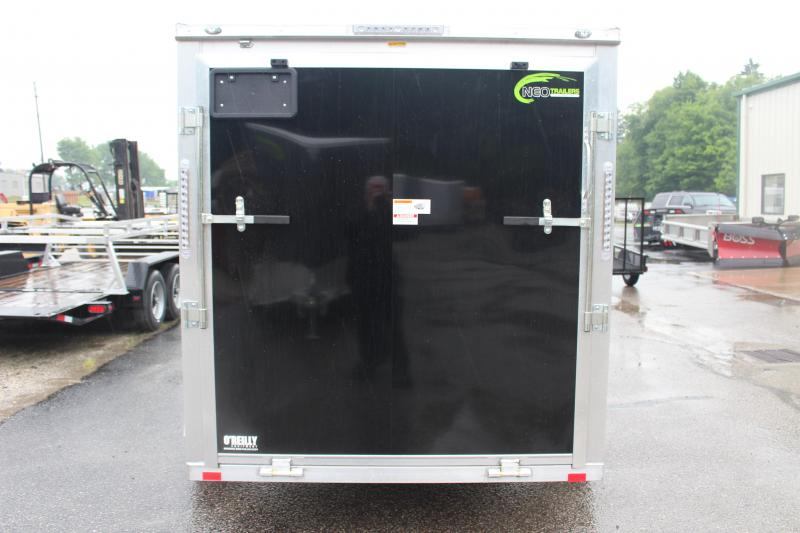 2021 NEO Trailers NAV 6 x 10  Enclosed Cargo Trailer