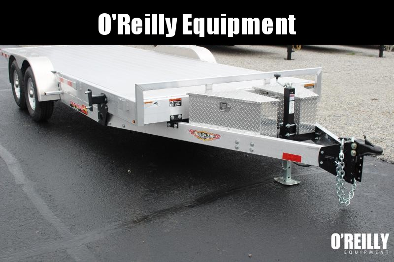 2021 H and H Trailer H8220EXA-100 Car / Racing Trailer