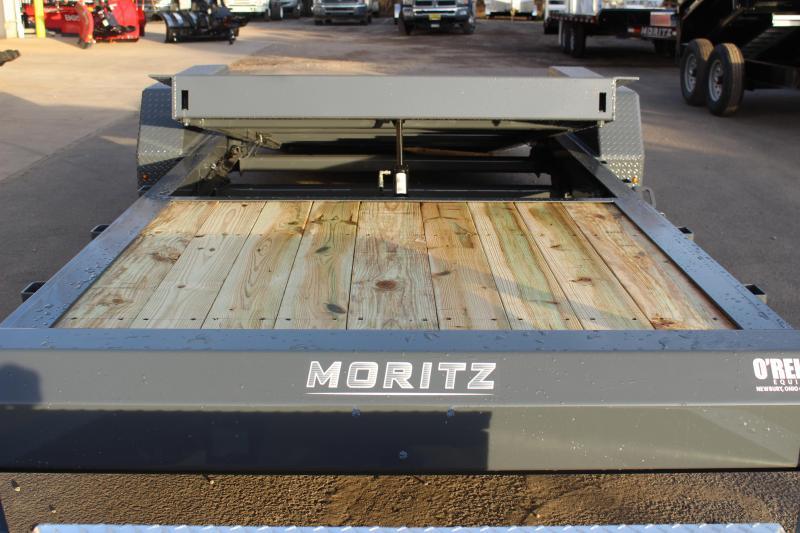 2021 Moritz 16+6 Tilt Trailer